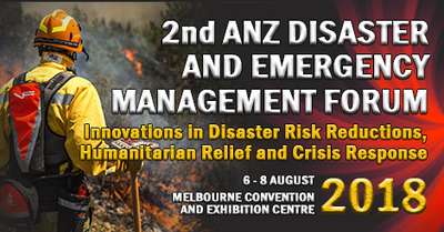 Fire, Cyclone & Flood Disaster Management and Recovery Forum