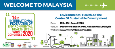 16th IFEH World Congress on Environmental Health
